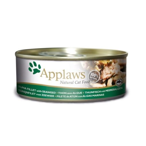 492218 1 - Applaws - Cat Tuna with Seaweed (156g)