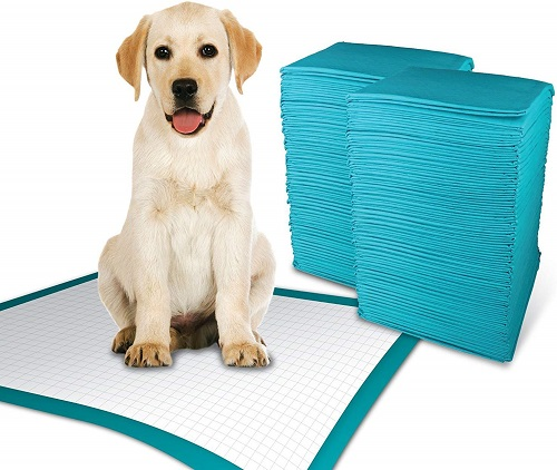 Puppy Training Pads 3 - Simple Solution Puppy Training Pad - 30 Pack