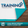 Training Pads 100 3 - Simple Solution - Premium Dog and Puppy Training Pads Pack of 100