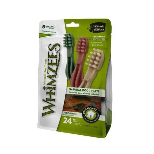 whimzees toothbrush star - Whimzees - Toothbrush Star Mix (24pcs)