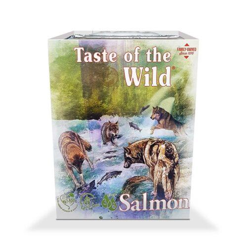 106 salmon - Taste of the Wild - Wet Food Salmon Fruit & Veg Tray
