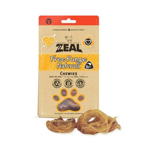 Zeal Chewies - Zeal - Dried Chewies (125G)