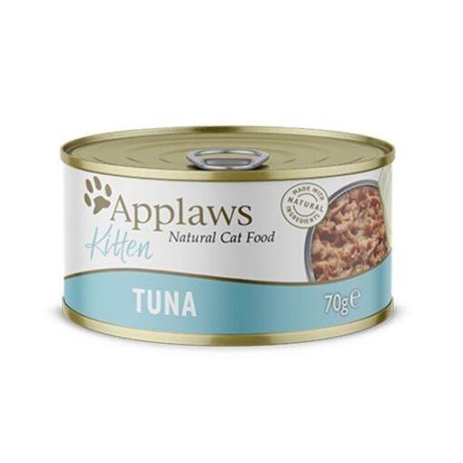 435240 1 1 - Applaws - Kitten Tuna Tin (70g)