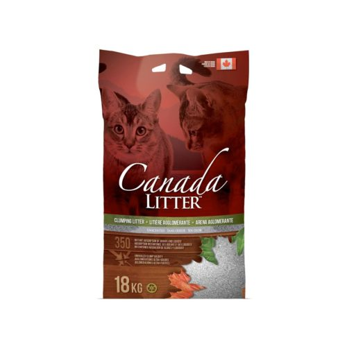 canada litter unscented 1 - Canada Litter Clumping Unscented