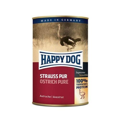 happy dog strauss pure - Happy Dog - Strauss Pur (400G)