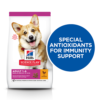 KILLER CLAIM SM Adult Dog Food Dry Chicken UK 604344 - Hill's Science Plan Canine Adult Small & Mini with Chicken