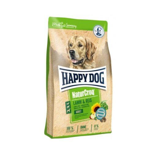 happy dog naturcroq lamm reis - Happy Dog - Naturcroq Lamm & reis (15kg)