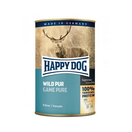 happy dog pure game - Happy Dog - Pure Game 400g