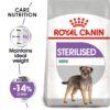 ro272370 - Royal Canine - Care Nutrition Mini Sterilised Adult