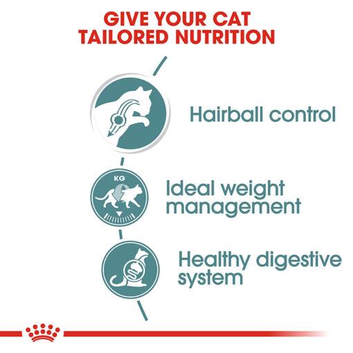 Hairball 85g 4 - Royal Canin - Feline Care Nutrition Hairball Gravy