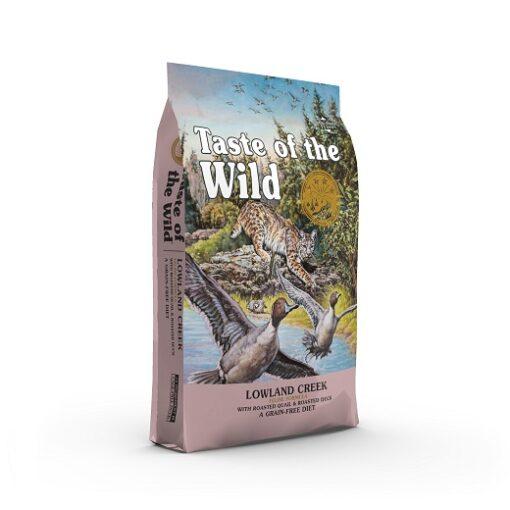 TOWi LowlandCreek FR - Taste of the Wild- Lowland Creek Feline Recipe