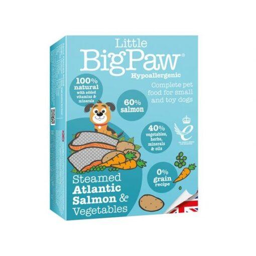202209 2 1 - Little Big Paw Dog Salmon & Vegetable Dinner