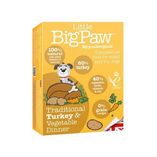 202210 2 1 - Little Big Paw Dog Turkey & Vegetable Dinner