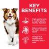DOG MA Medium Lamb Transition Benefits 604287 - Hill's Science Plan Medium Mature Adult 7+ Dog Food With Lamb & Rice