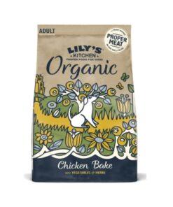 LK Organic chicken and veg p - Home