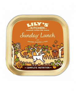 Lilys Kitchen Sunday Lunch p2 - Home
