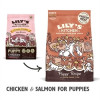 puppy free run recipe new1 - Lily's Kitchen Puppy Recipe w/ Chicken, Salmon & Peas
