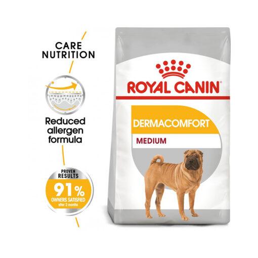 Dermacomfort 06 - Royal Canin - Canine Care Nutrition Medium Dermacomfort