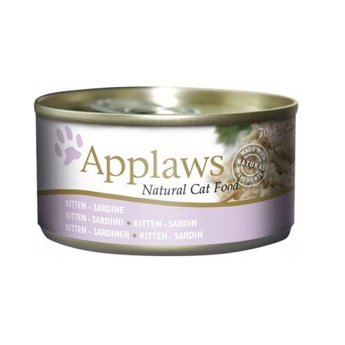 5060333439408 2 2 - Applaws Kitten Sardine