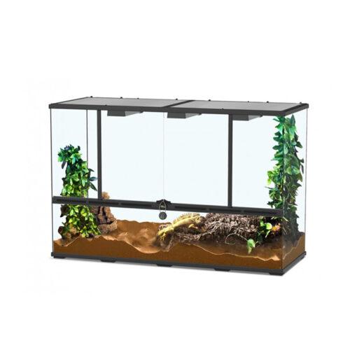 GLASS TERRARIUM - Glass Terrarium 118 X 45 X 45 cm