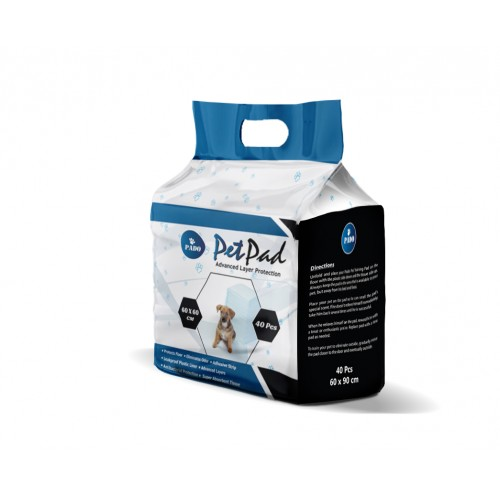 2020110100030 ORG 500x500 1 - Pado Pet Pad 60X60 cm(Small)-40 Pcs