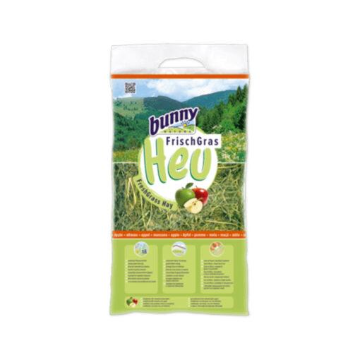 FreshGrass Hay Apples 500g - Bunny Nature - FreshGrass Hay Apples 500g