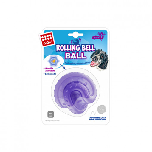Gigwi Rolling Bell Ball