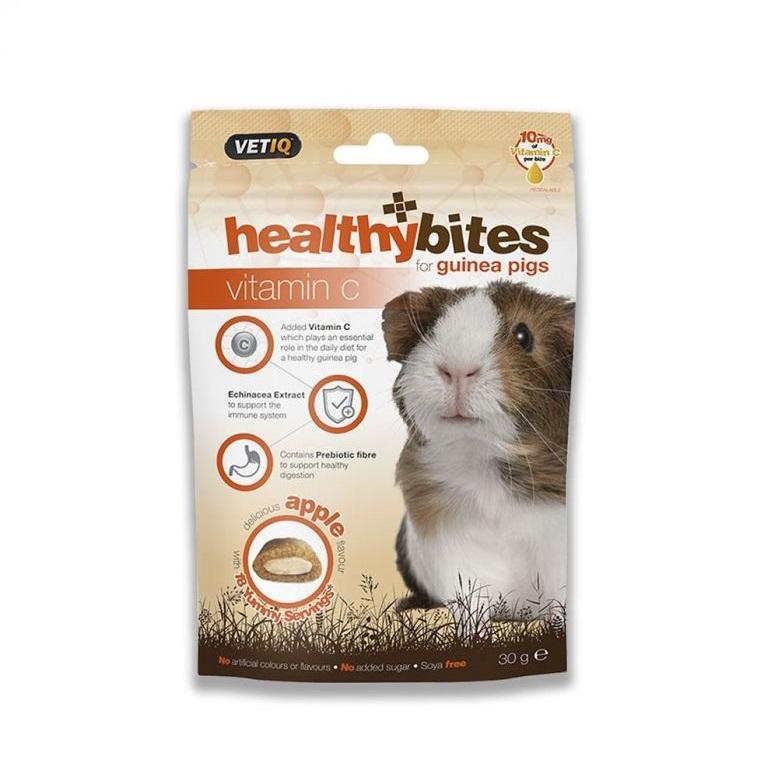500615 - VetIQ Healthy Bites Vitamin C for Guinea Pig