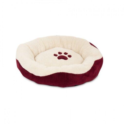 "26947 rosewood - Petmate Aspen Pet 22"" Round Bed SSS Rosewood"