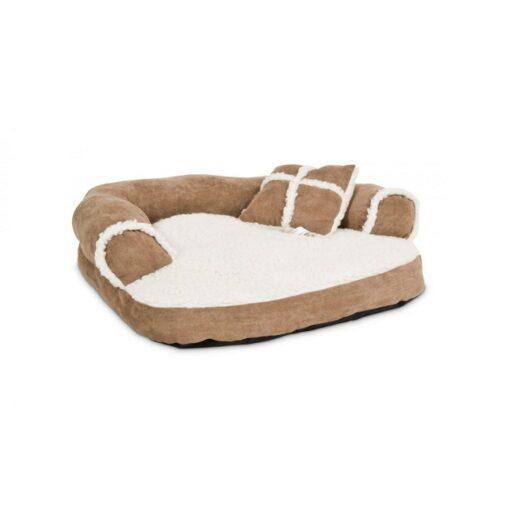28377 1000x1000 1 - Petmate Aspen Pet 20 X 16 Sofa Bed With Bonus Pillow SSS