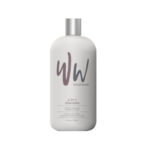 736990068958 500x500 1 - Synergy Lab Woof Wash 4-in-1 Shampoo
