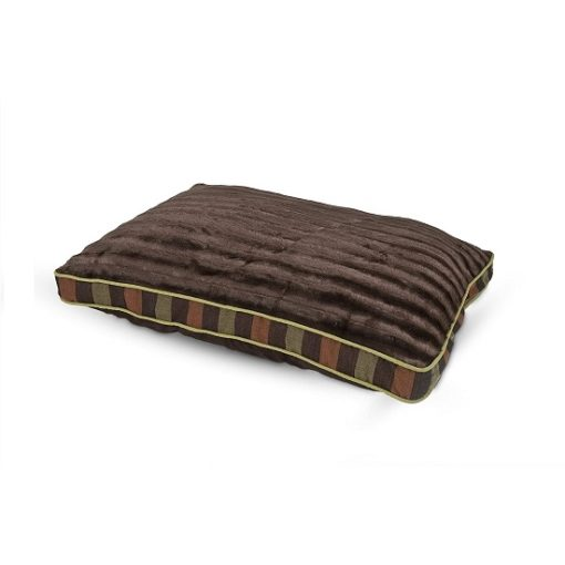 """80142 1000x1000 1 - Petmate Fashion 29"""" X 40"""" Gusset Pillow Bed Assorted"""