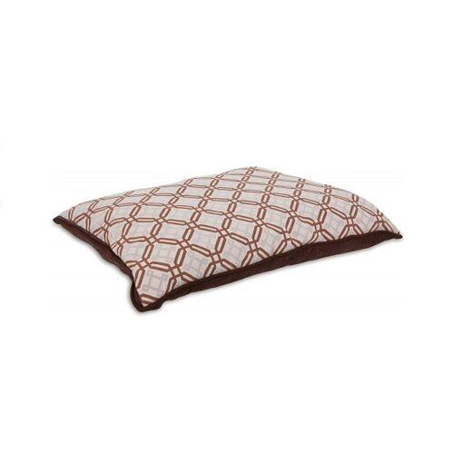 80246 1000x1000 1 - Petmate 27x36 Jacquard Pillow Bed
