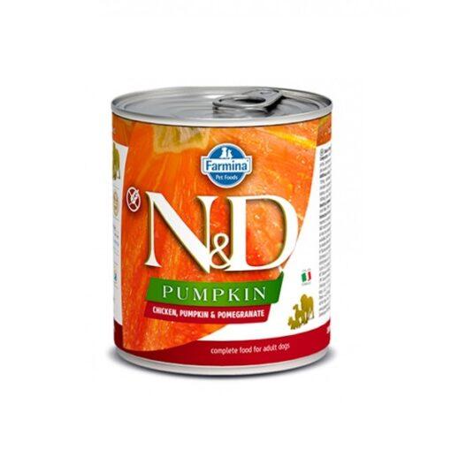 8606014102567 - Farmina N&D Chicken, Pumpkin & Pomegranate Dog Food