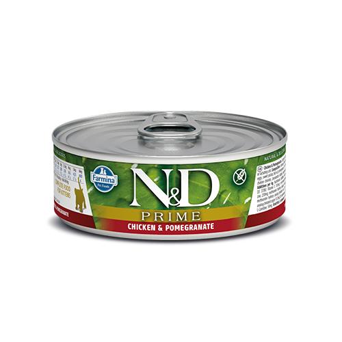 8606014102901 - Farmina N&D Cat Prime Chicken & Pomegranate Kitten