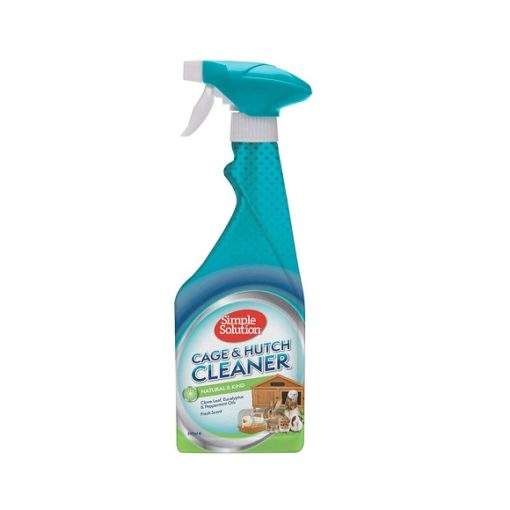 Cage Hutch 1 - Cage & Hutch Natural Anti-Bacterial Cleaner