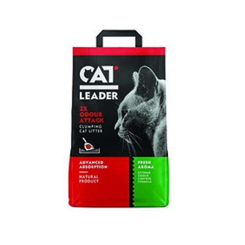 SANDYCA5 500x500 1 - Geohellas Cat Leader Fresh Clumping Cat litter