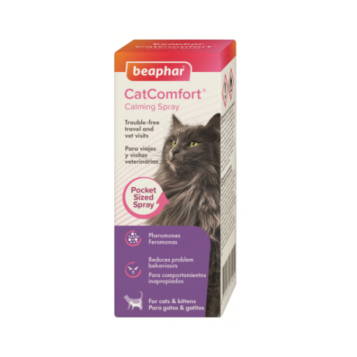 catcomfort spray1 - Beaphar Catcomfort Spray