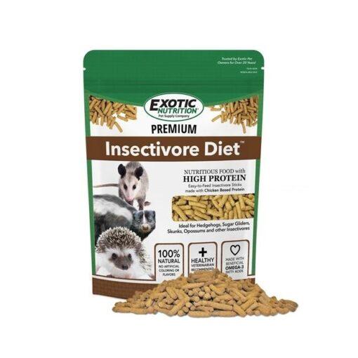 en1725 premium insectivore diet 1.25 lb 2 - Premium Insectivore Diet 1.25 Lb
