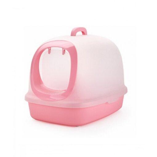 mcxpink 1000x1000 1 - Nutra Pet Cat Toilets XXL Luxury Cat Litter Box Pink