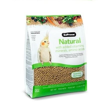 natural m.original - Natural Avian Diet - Cockatiels 2.5lb