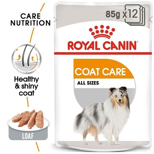 rc ccn wet coat mv eretailkit 2 - Royal Canin Canine Care Nutrition Coat Beauty