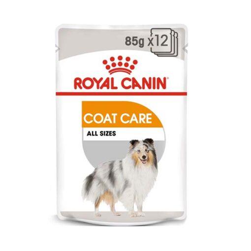 rc ccn wet coat mv eretailkit - Royal Canin Canine Care Nutrition Coat Beauty