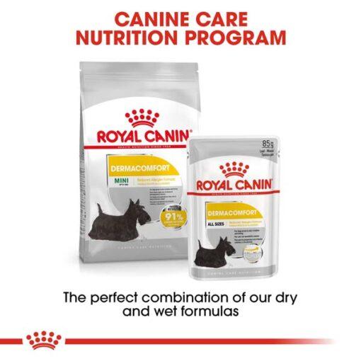 rc ccn wet dermacomfort cv eretailkit 4 - Royal Canin Canine Care Nutrition Dermacomfort