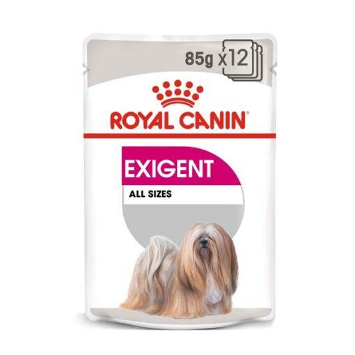 rc ccn wet exigent mv eretailkit - Royal Canin Canine Care Nutrition Exigent Pouch