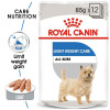 rc ccn wet lightweight mv eretailkit - Royan Canin Canine Care Nutrition Light Weight Care Pouch