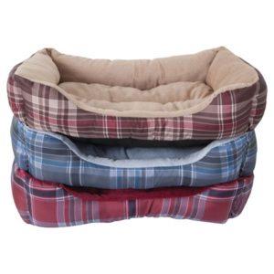 rectagular lounger pet bed medium - Petmate Aspen Pet 20 X 15 Rectangular Lounger