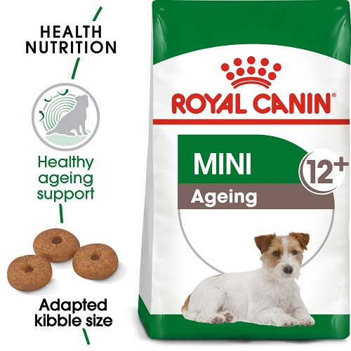 ro251080 - Royal Canin - Size Health Nutrition Mini Ageing 12+