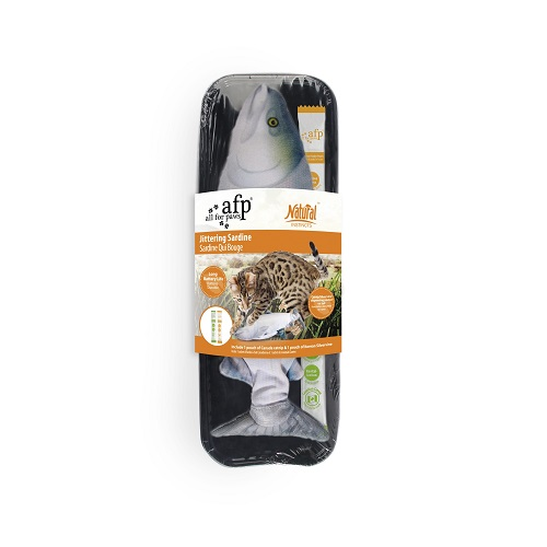 2028 - AFP Jittering Fish Sardine