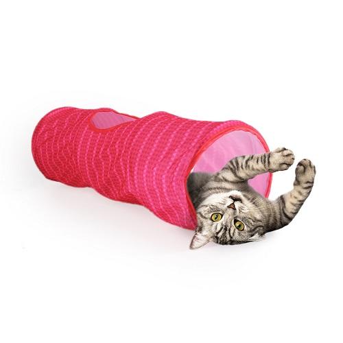 2140 1 - AFP Modern Cat Tunnel Pink